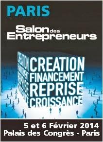 Salon Entrepreneurs Paris