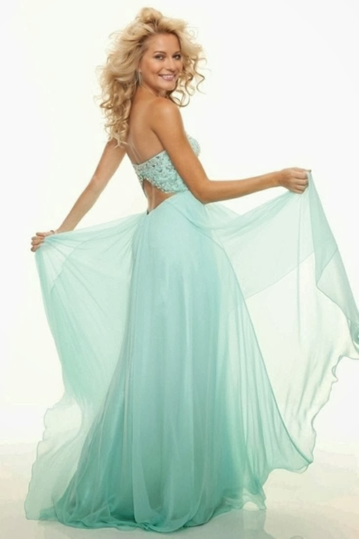 Vip Girl Dresses: Plus size prom dress from pickedresse.com
