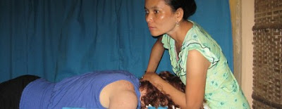Cambodia The Blind Masseuses