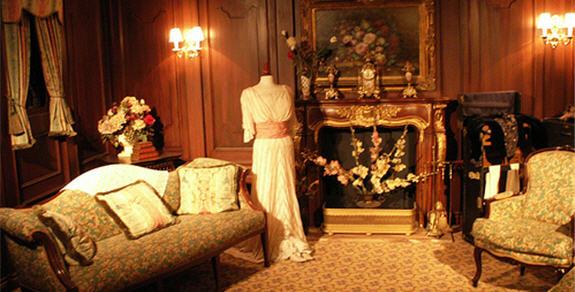 Titanic The Experience Orlando Navio