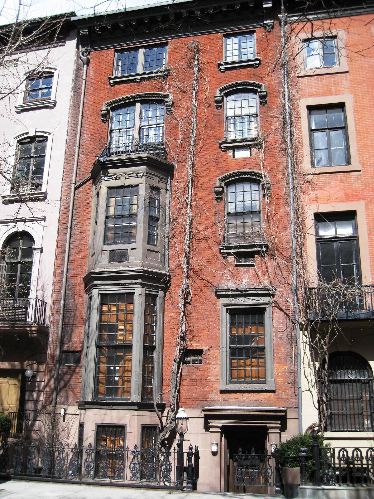 Daytonian In Manhattan The 1855 Price House No 17