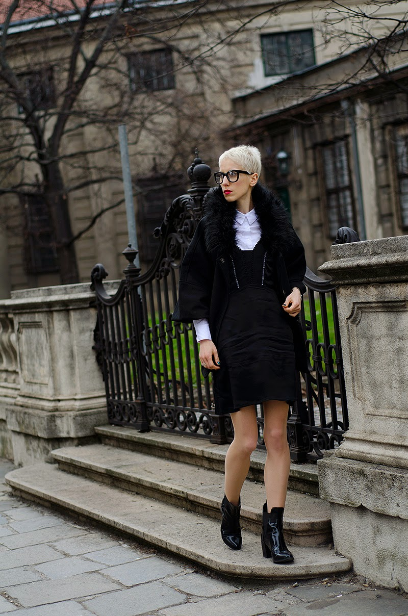 slip on dress h&m trend beeswonderland