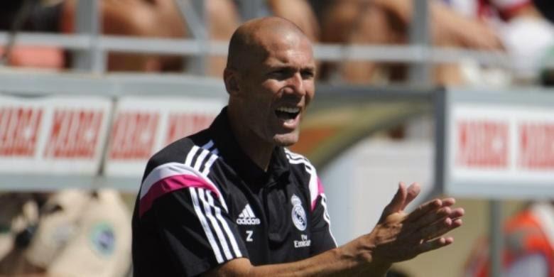Zidane Berguru kepada Guardiola