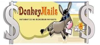 Hướng dẫn đăng ký và kiếm tiền trên mạng với Donkeymails