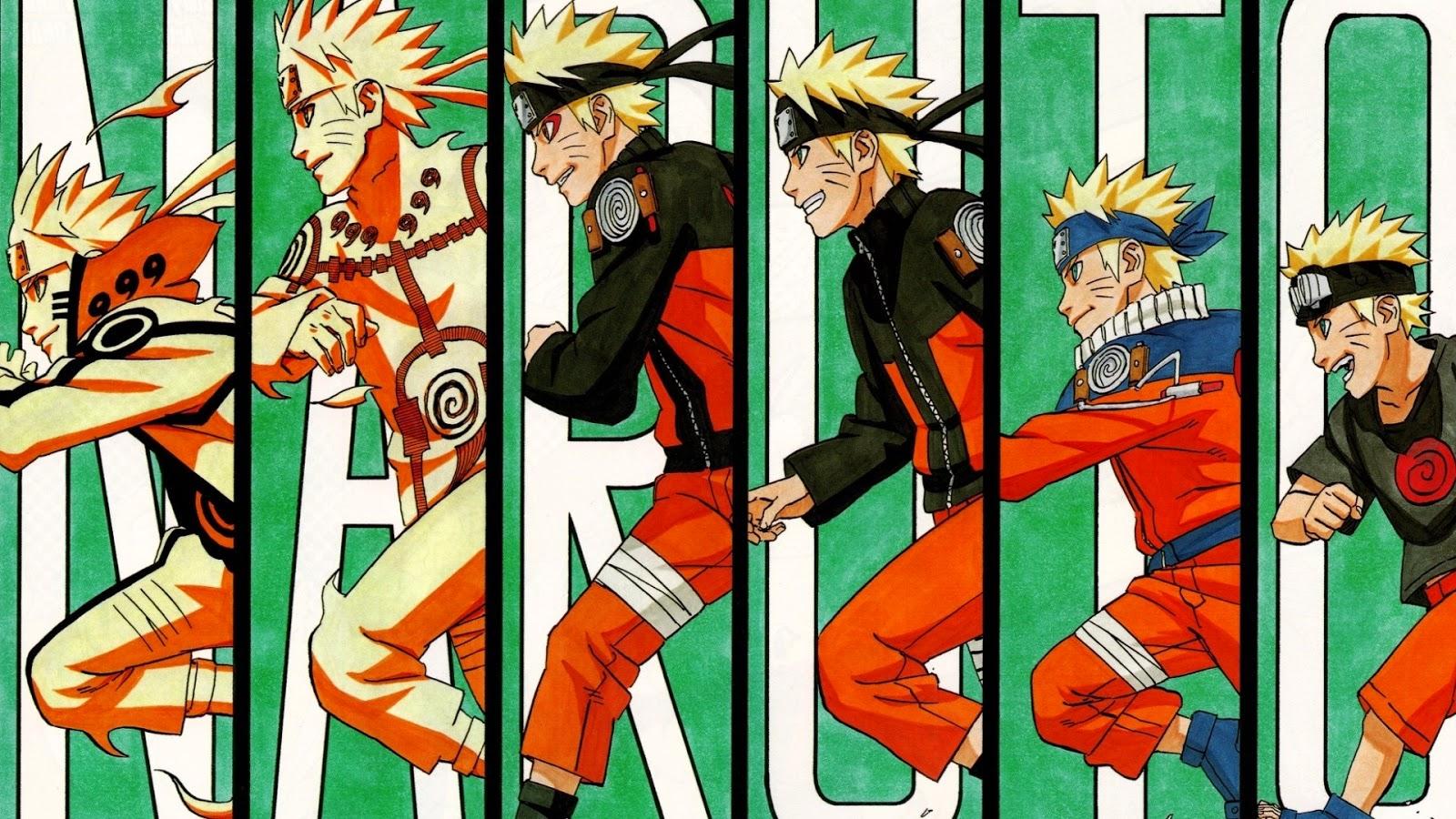 10 curiosidades sobre Naruto que você não sabe!