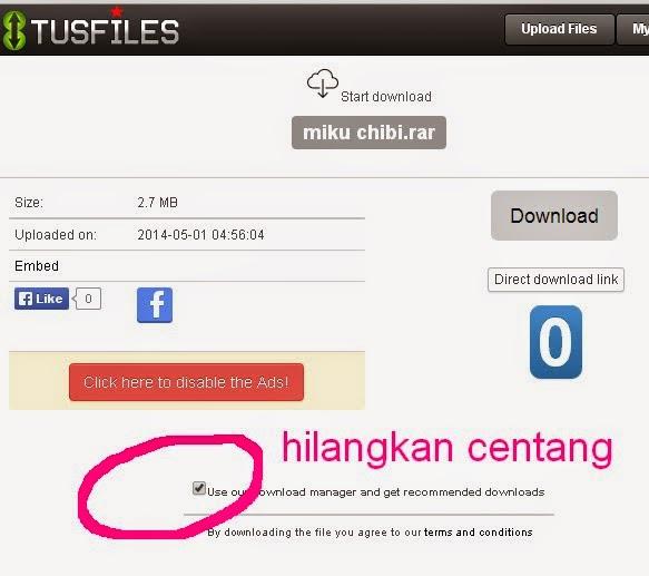 klo mau download