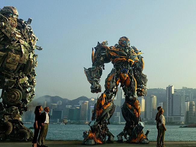 Transformers Era da extinção