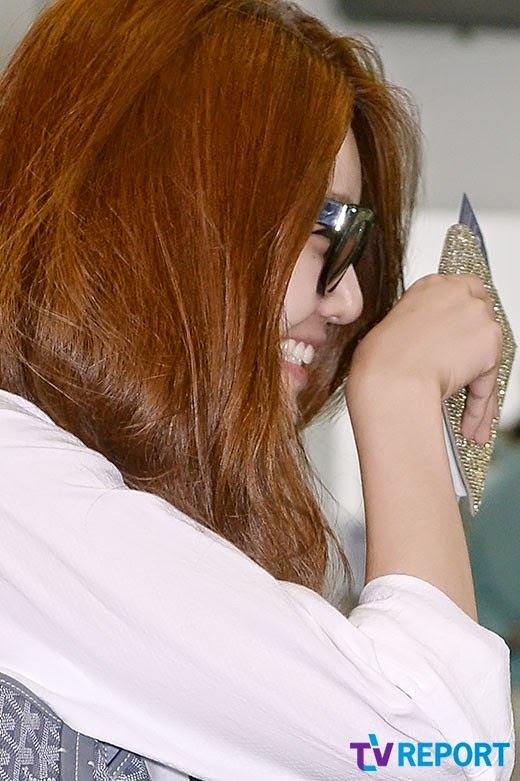 sooyoung airport picture