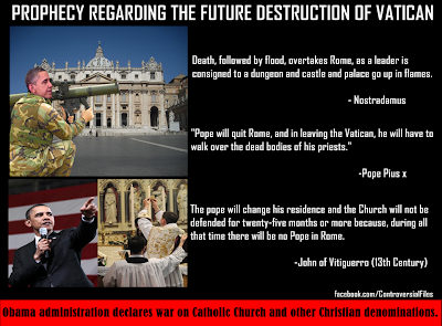 Obama administration declares war on Catholic Church