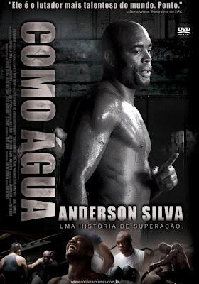 Anderson Silva: Como Água - DVDRip Legendado