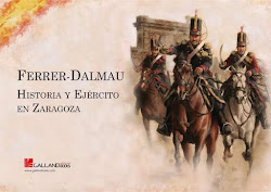 Catalogo FERRER-DALMAU Historia y Ejrcito en Zaragoza