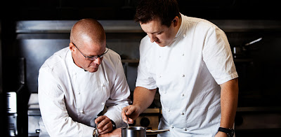 Heston Blumenthal, Dinner, restaurante Dinner, Londres, Blog Esteban CAPDEVILA