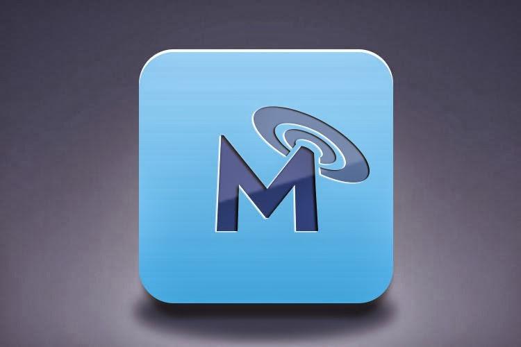 Modern App Concept