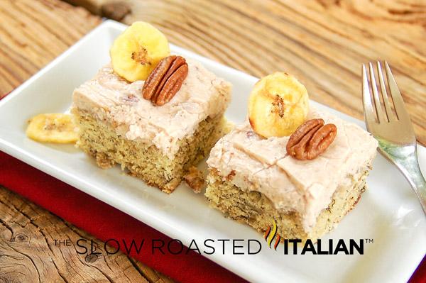 Chocolate Banana Cake With Rum Cream Cheese Frosting Recipes ...
