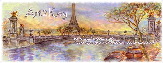 Cabecera del blog Art2Key