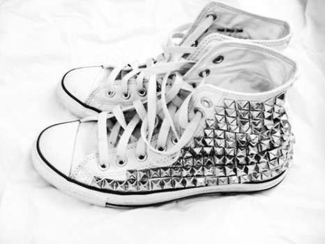 2ff5ba55ae Fashion Rock  All star femininos