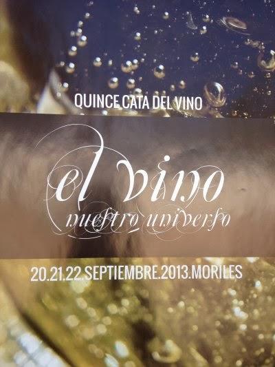 Cata del Vino de Moriles 2013