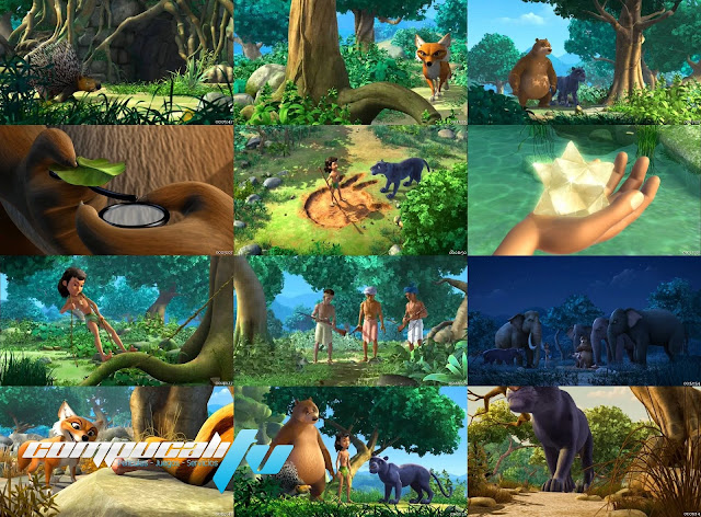 The Jungle Book: Return 2 the Jungle DVDRip Latino
