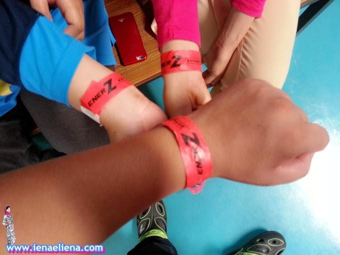 Blogger Gathering di Enerz Extreme Park