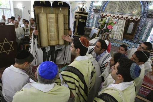 Mahdi Syiah Diikuti dan Berhukum Yahudi