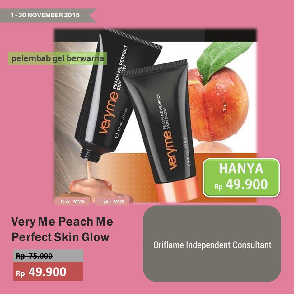 VeryMe Peach Skin Glow