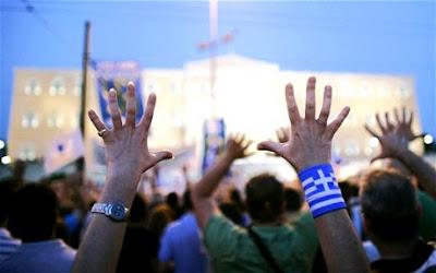 referendum in grecia del 5 luglio