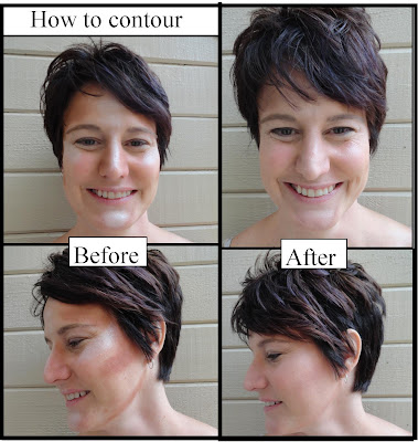 Contouring, Contour, How to contour, makeup, foundation