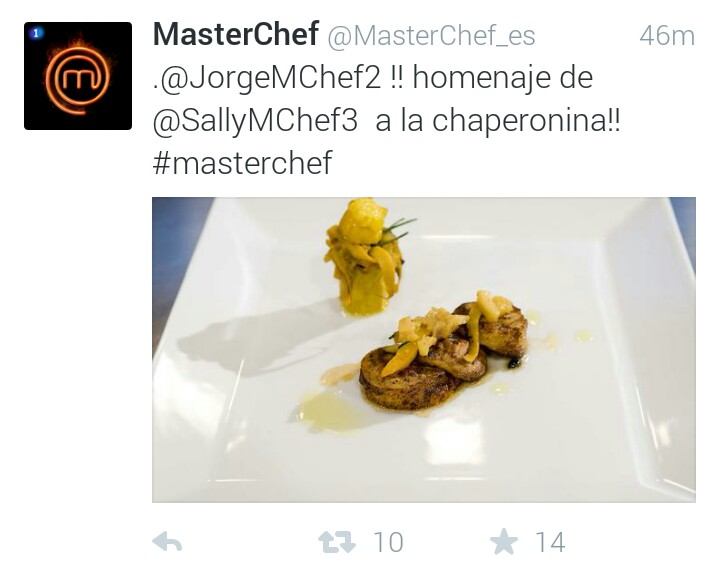 chaperonina masterchef 3