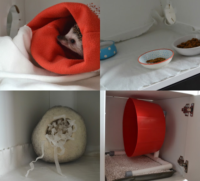 ikea hack small pet cage hedgehog