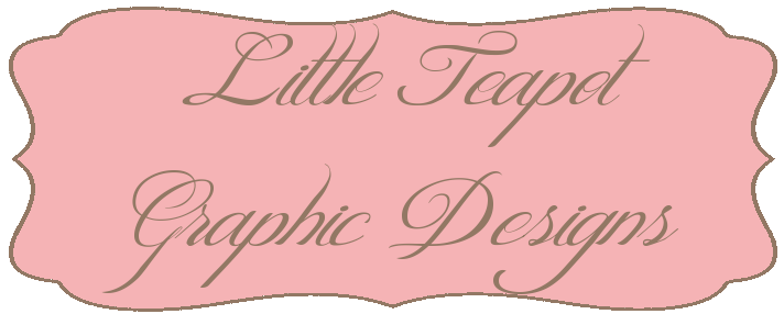 Little Teapot Graphic Designs
