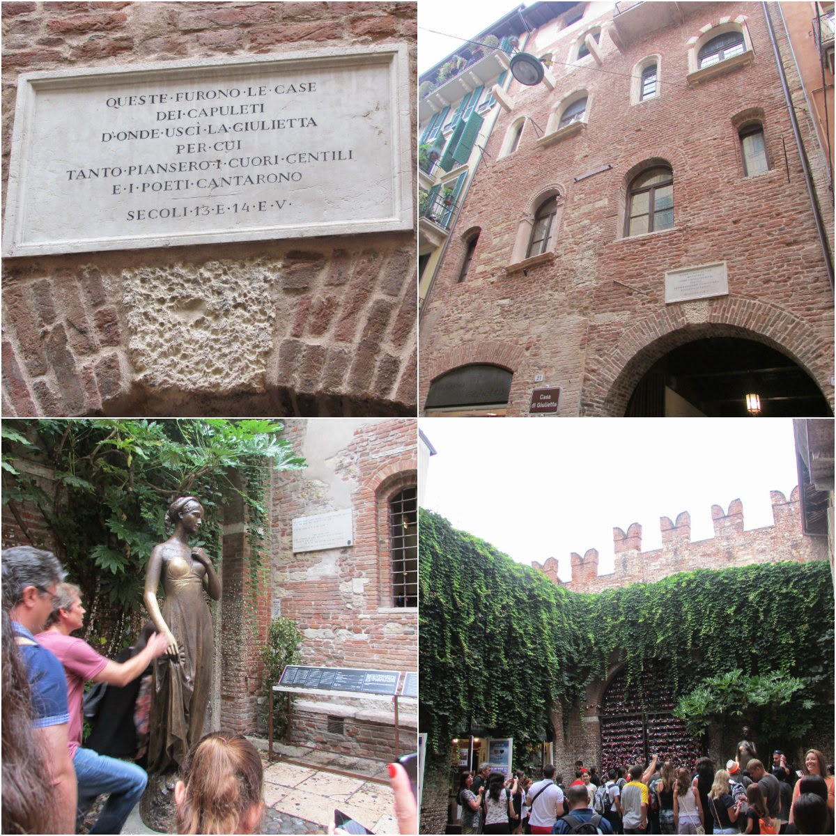 Itália, Verona, Centro, Casa Romeo e Giulietta
