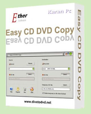 Easy CD DVD Copy 1.3.14 + Serial