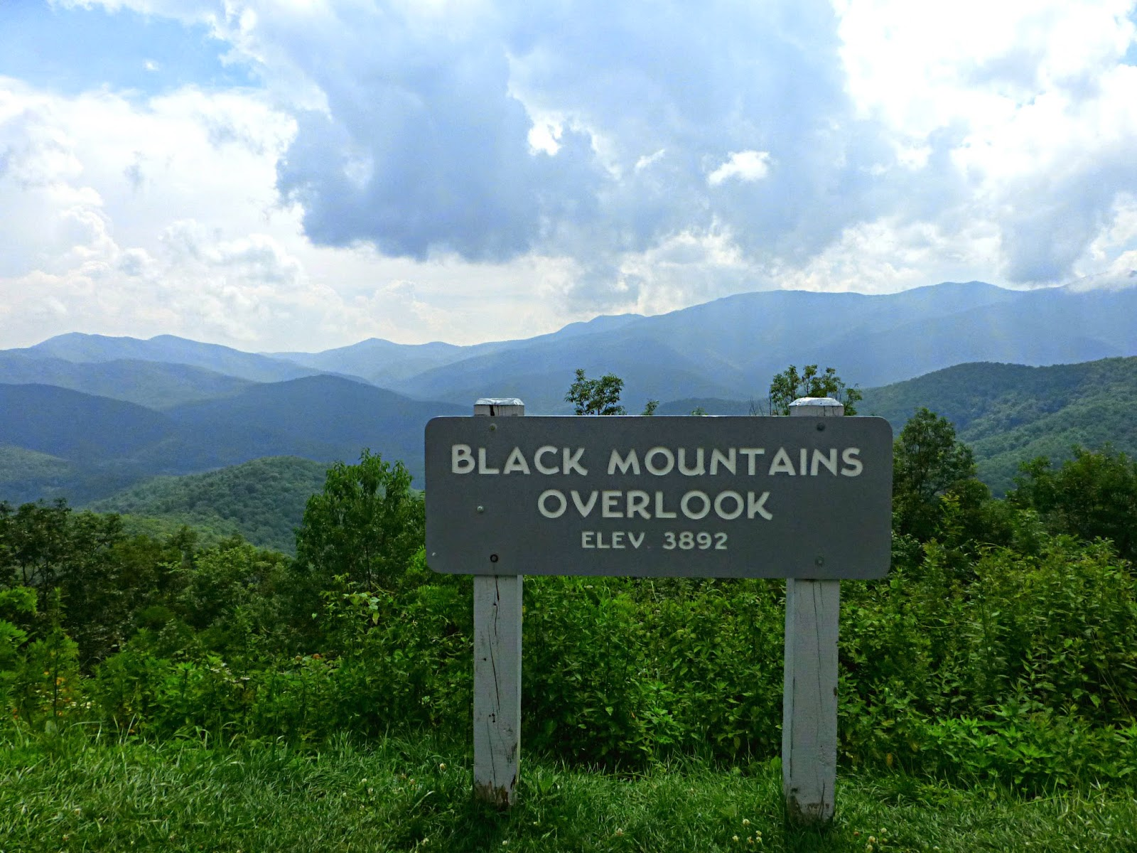 Black Mountains Overlook