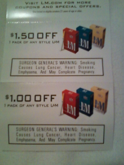 Printable camel cigarettes coupons 2018
