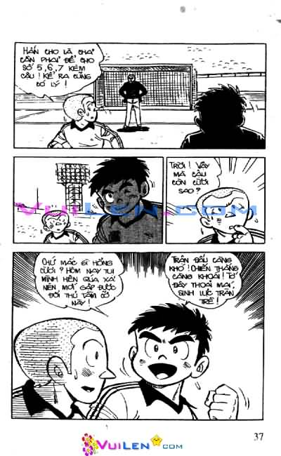 Jindodinho - Đường Dẫn Đến Khung Thành III  Tập 9 page 37 Congtruyen24h