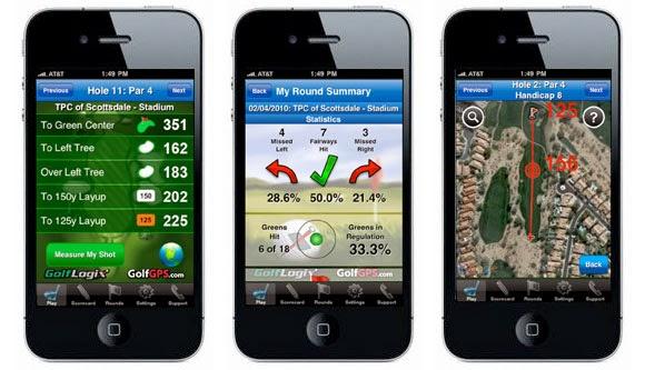Golf Entfernungsmesser Iphone : Golf app apps für golfer mit android wear ios und watchos