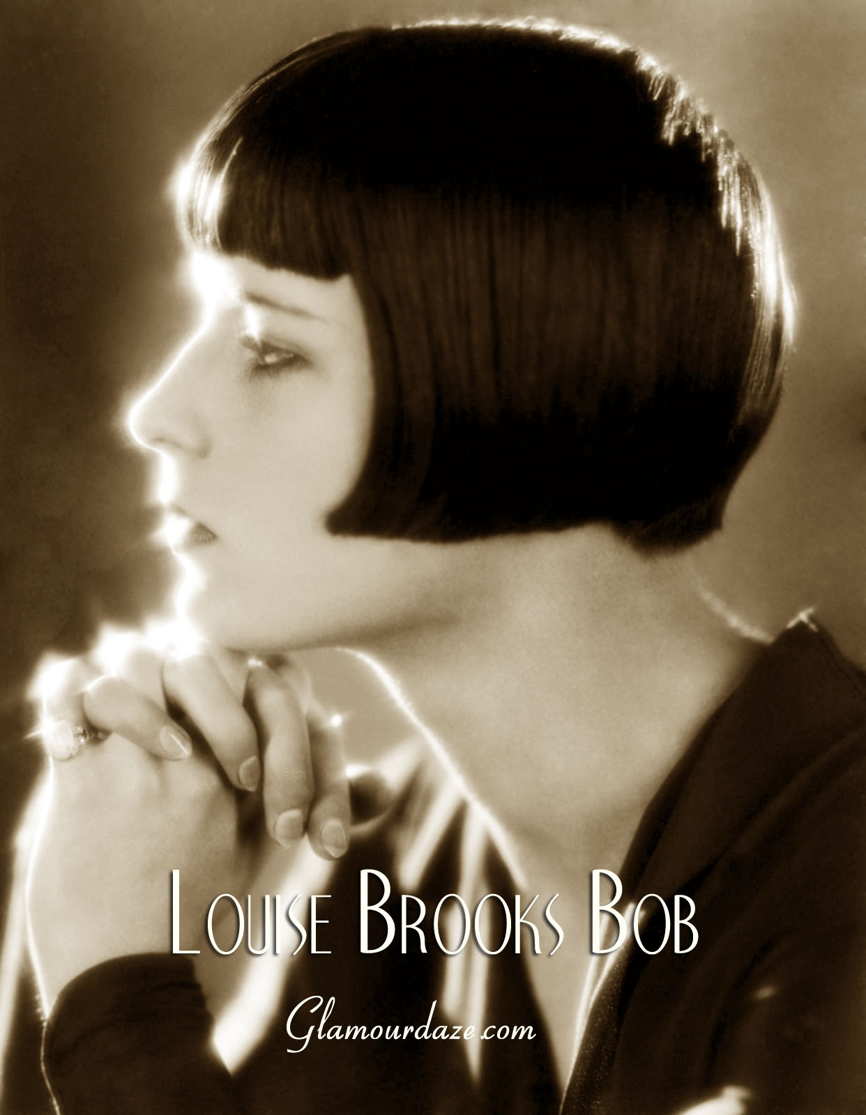 The 1920s Flapper Hairstyle Revolution