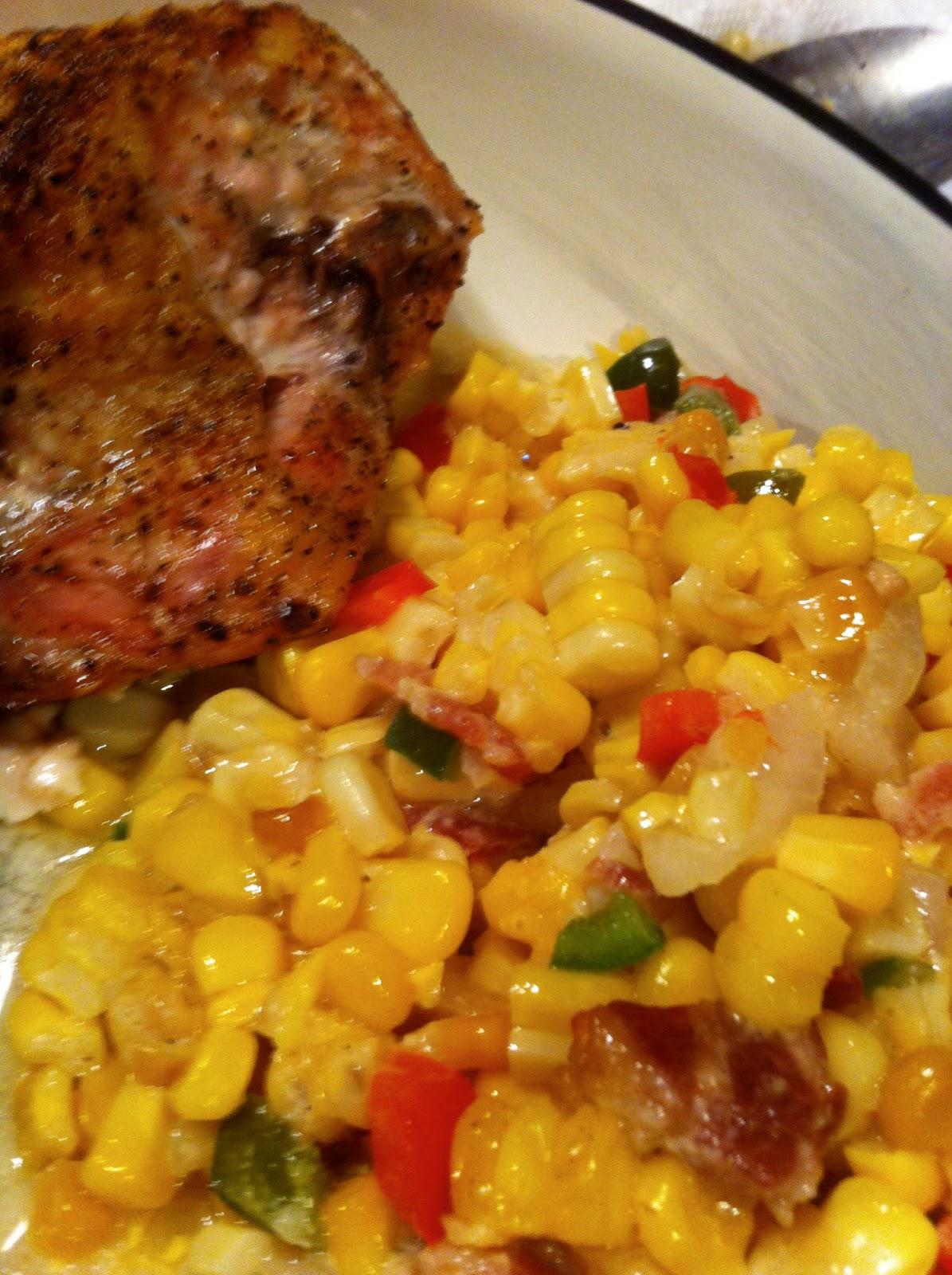 The Hidden Pantry: Fresh Corn Casserole Tastes Even Better Than It ...