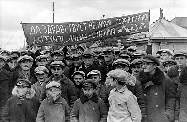 the changes in the soviet union under stalins rule How did joseph stalin change and the director of the soviet union during his reign, stalin launched economy under stalin and that under a.
