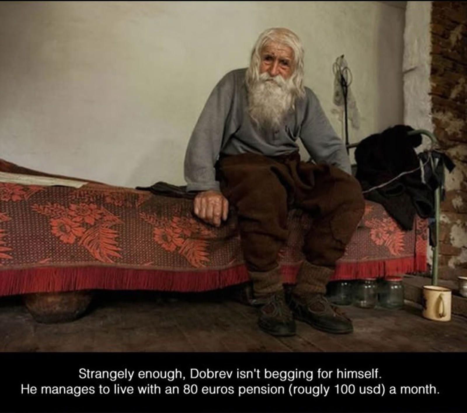 Старенький дед фото 5 фотография