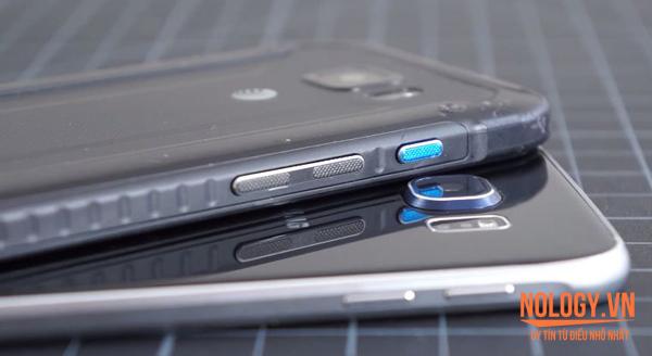 Samsung Galaxy S6 xách tay và S6 Active.