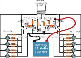 200 Watt Inverter Wiring Diagram. Inverter Power Diagram, Inverter ...