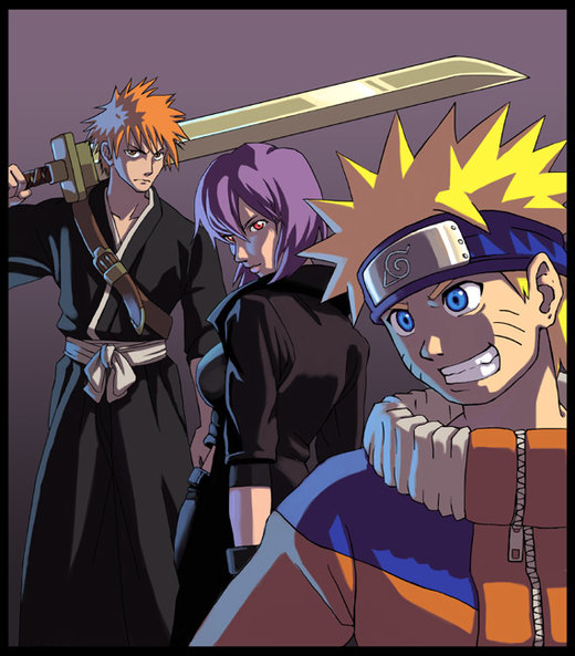Anime: JAFWA Poster por Risachantag