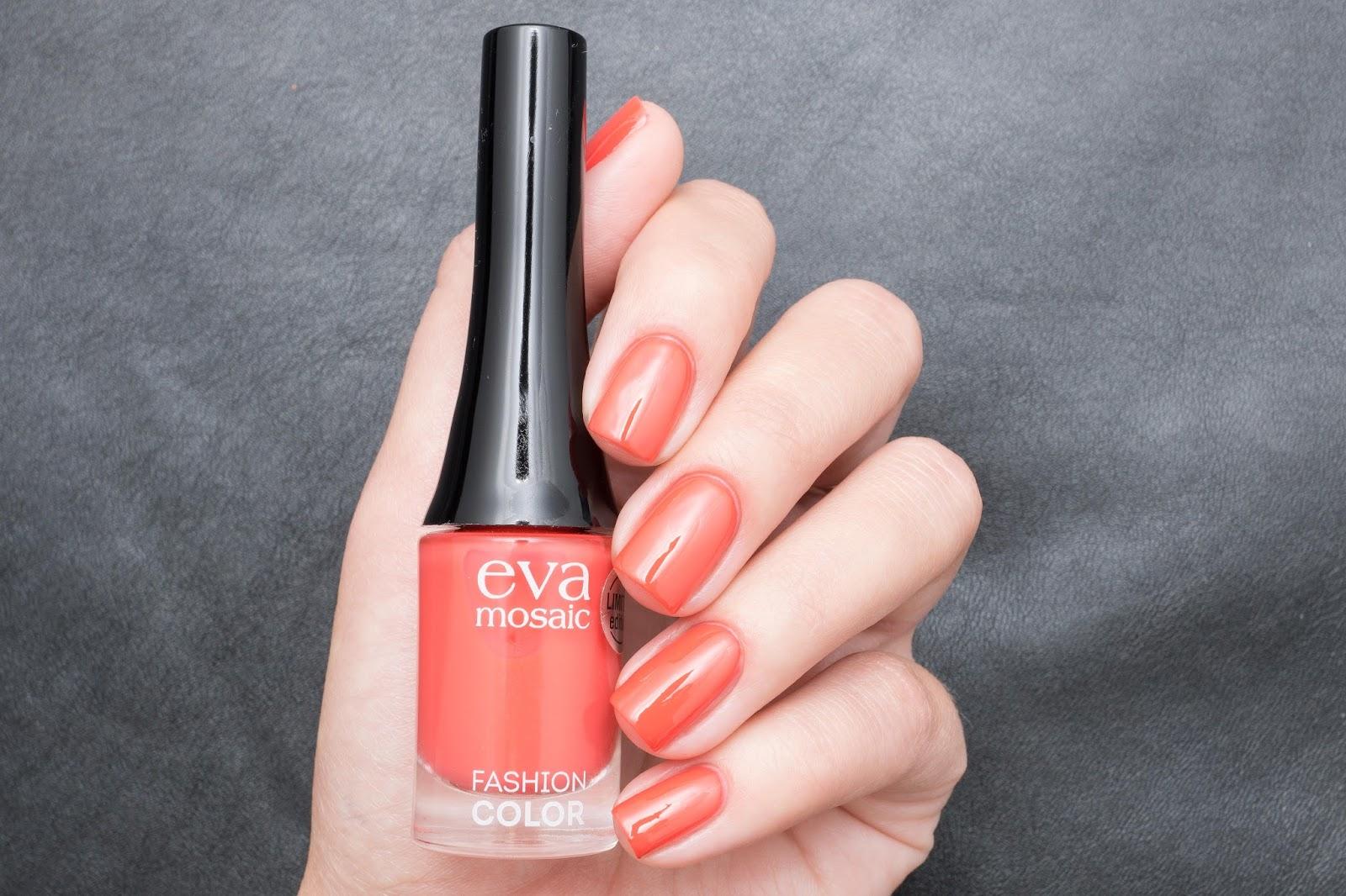 Eva fashion лак для ногтей