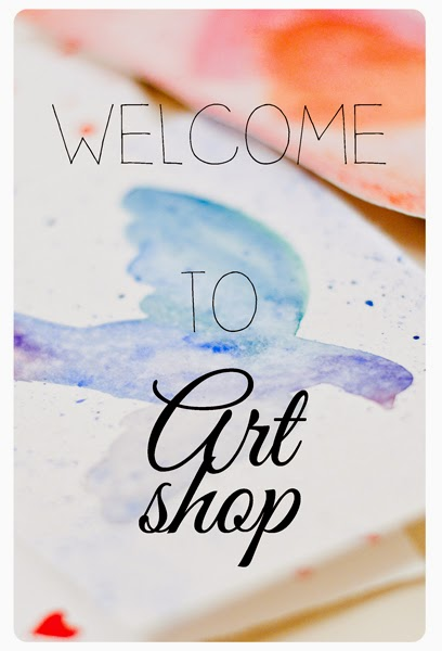 Welcome to Art shop!
