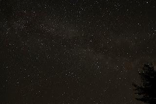 Vol de nuit, Ciel de nuit