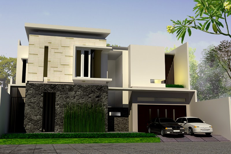 Gambar Contoh Rumah Minimalis