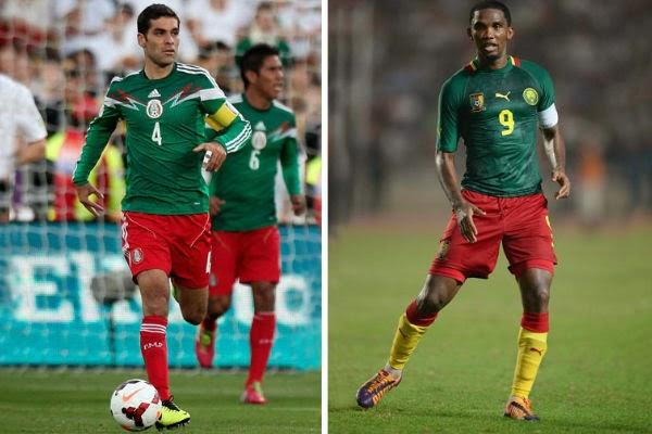 مشاهدة مباراة الكاميرون والمكسيك العالم اليوم 13-6-2014 00000000000000000000