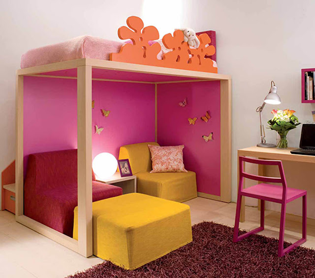 Children Bedroom Design