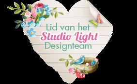 Ik ben lid van Studio Light Designteam